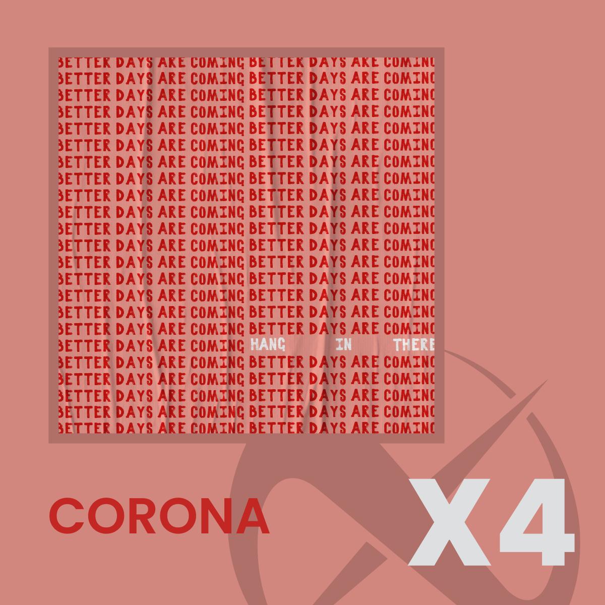 CoronaX4